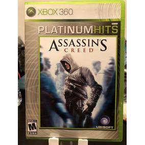 Assassins Creed 1 Xbox 360 Original Completo Mídia Física