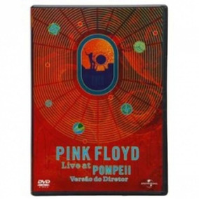 Dvd Pink Floyd - Live At Pompeii