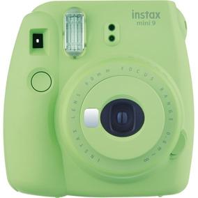 Camera Fuji Instax Mini 9 Verde Envio Imediato