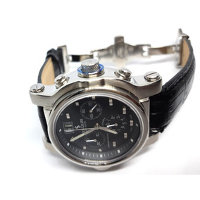 Relógio Suíço Masculino Swiss Made Seculus 44701504lbssb