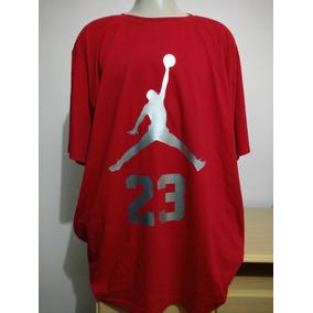 76842bcfbe Camiseta Basquete Camisa Air Jordan Basketbal Extra Grande