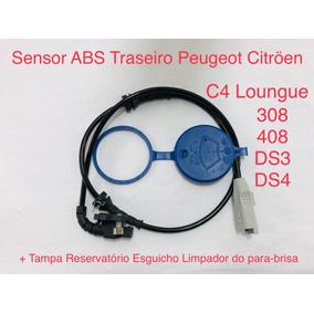 1 Sensor Abs Traseiro Peugeot Citroen 408 C4 Ds4 308 4545l0