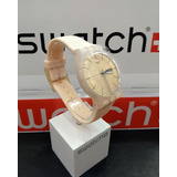 Reloj Swatch Suot700 New Gent Agente Of. Local A La Calle