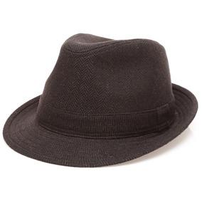 Sombrero Negro . Ala Corta - Ropa y Accesorios en Mercado Libre Perú fb2f518abdb