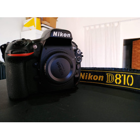 Nikon D810 À Vista R$ 6500
