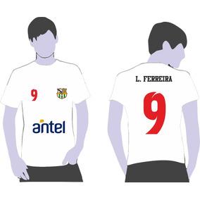 Poner Nombres En Remeras De Futbol - Remeras y Musculosas en Mercado ... 976debec8eda0