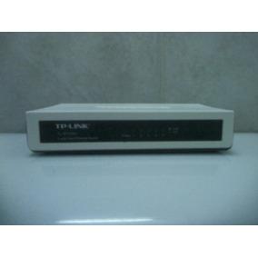 Distribuidor O Switch De Redes 5 Puertos Tp Link