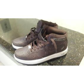 Botas Nike Air Force One - Zapatos Nike de Hombre en Mercado Libre ... ae6e8ee81dfb5