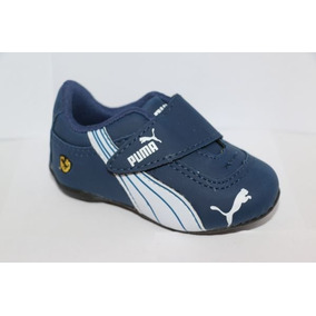 Tenis Pum.. Ferrari Velc Masculino feminino Bebe infantil 783c16a7c6d12