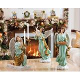 Figuras De Navidad Ángeles Decorativos _ Diseños Del Hogar