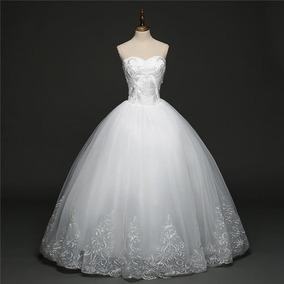 Vestido De Noivas 95916 Promoção Debutante Princesa Luxo