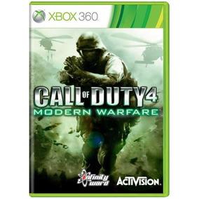 Call Of Duty Modern Warfare 4 Xbox 360 Original Frete R$12
