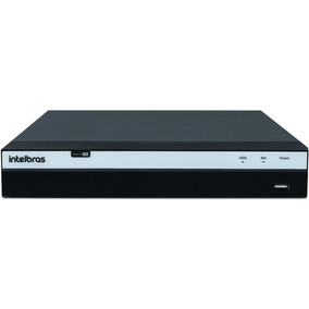 Dvr Stand Alone 16 Canais Intelbras Mhdx 3016 Full Hd 1080p