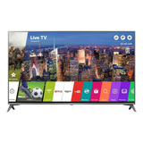 Smart Tv Lg 43uj6560 4k Uhd Webos Outlet No Hacemos Envios