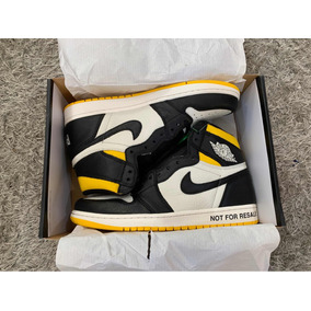 Sneakers Jordan 1 Retro High Ls Not For Resale Varsity Maize
