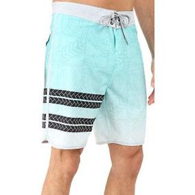 Bermuda Hurley Shorts Phantom Elastano Original