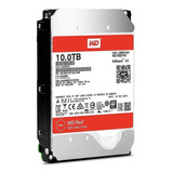 Disco Duro Western Digital Red Wd100efax, 10tb, Sata 6.0 Gb/