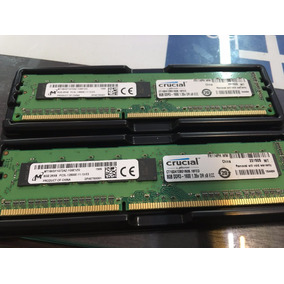 Memoria Ecc Udimm 8gb Pc3-12800e Hp Proliant Microserver G8