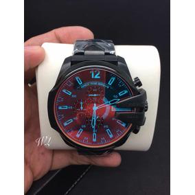 Relógio Dz Preto Camaleão