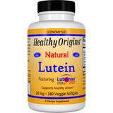 Luteína Lutein Zeaxantina 20 Mg 180 Softgels Capsulas Em Gel
