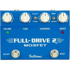 Promoção Fulltone Fulldrive 2 Mosfet Novo Importado