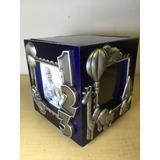 Portarretratos 4 Lados Caja Musical Bebe Royal Limited A5