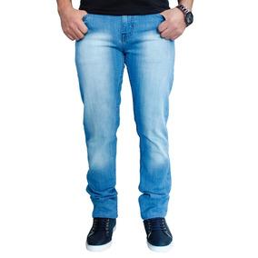 Pantalón Prelavado Azul