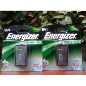 Bateria Recargable De 9v Energizer