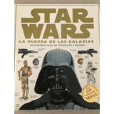 Diccionario Visual De Personajes Y Equipo Star Wars