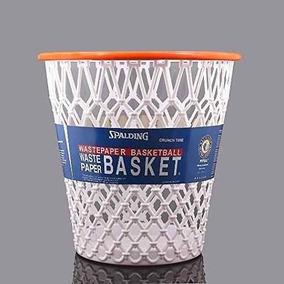 Baloncesto Crunch Time Nba Diseño Spalding Papel Tamps