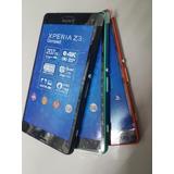 Smartphone Sony Xperia Z3 Compact D5833 16gb Vitrine Branco