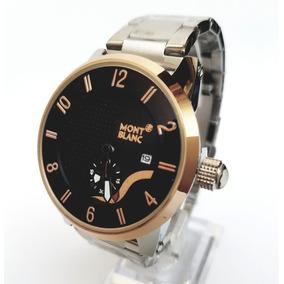 Elegantes Relojes Montblanc De Hombre