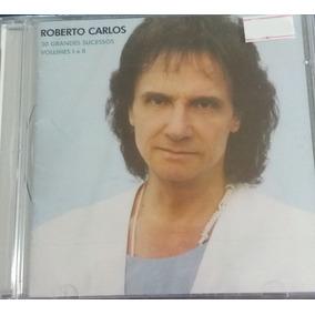 Cd Roberto Carlos - 30 Grandes Sucessos: Volumes I E Ii