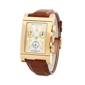 65a795358c4 Relogio Bvlgari Rettangolo Rt45s L3015 - Relógios no Mercado Livre ...