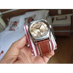 565490d72bb Pulseira Bracelete Masculino Armani!! Em Aço Inox!! 12. 208 vendidos -  Paraná · Relógio Emporio Armani