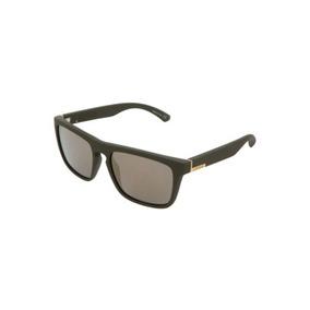 8a08bd1a1fa2f Óculos De Sol Quiksilver Rajado Marrom - Óculos De Sol no Mercado ...