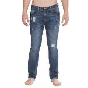 778f0b2cc3 Jeans Hombre Pantalones De Mezclilla Caballero Slim Fit