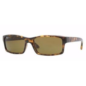 51 Marron Polarizado De Sol Rayban Rb4118 710 - Óculos no Mercado ... f7e585d7dc