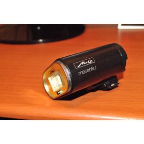 Flash Metz Mecablitz 20 Bc 6 + Sensor De Disparo Remoto