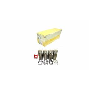 Kit Motor Pistao Camisa Anéis Corcel Belina 1.4 Std 72/77