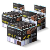 3 Caixas Whey Bar Caixa 24 Barras - Probiótica - Val 2019