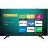 Pantalla Hisense 55 Pulgadas Smart Tv Roku Tv 4k Hdr+ Hdmi