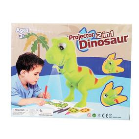 Proyector Dinosaurio