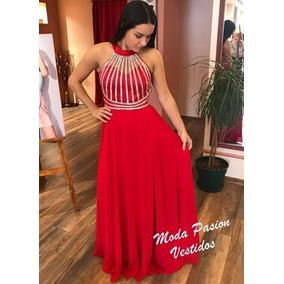 Vestidos de 15 rojos cortos con cola