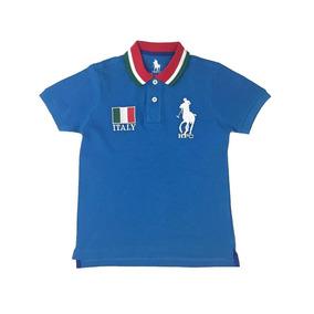 7e099f9040 Camisa Polo Copa Paises Alemanha - Pólos Manga Curta Masculinas no ...