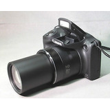 Camara Canon Powershot Sx400 Is Black 16 M/p Zoom 30x