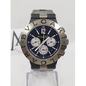 18de1bec9371 Reloj Bvlgari Hombre Aluminium Copia - Reloj para Hombre en Mercado ...