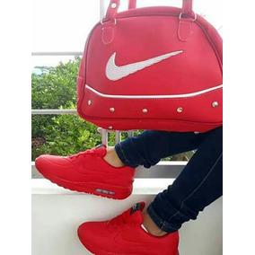 pretty nice 620fc 12d77 Nike Air Max Rojo Envio Gratis