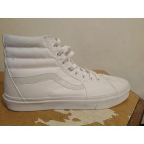 Zapatos Hombre Vans Sk8hi Pro (50th) Navy white Sk 856. Bogotá D.C. · Vans  Sk8 Hi Pro Blancas d0d90892fac