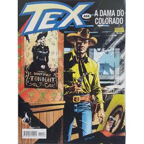 Hq Tex 444 Ed Mythos: Dama Do Colorado / 116pg 2006 (b) E06